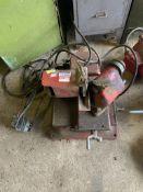 Wolf precision valve refacer - 5 inch wheel, 220V/250V 700Watts Code E.