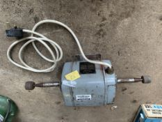 The hatton motor 200/240V No. 933. Stored near Gorleston, Norfolk. No VAT on this item.