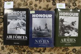 """""""Honour the Navies"""", """"Honour the Armies"""" and """"Honour the Air Forces"""","""