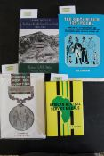 """""""Medal Rolls: The African General Service Medals"""", by Magor, """"The South Africa 1853 Medal Roll"""","""