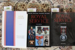 """""""Royal Service - The History and Records of The Royal Victorian Order and The Household Medal"""" in"""