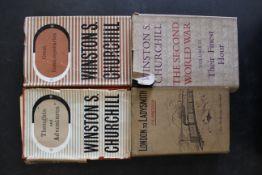 """London to Ladysmith via Pretoria"", by Winston S."