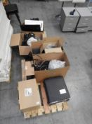 *Two Pallets of Assorted Computer and IT Equipment