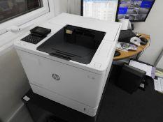 *HP Laser Jet Enterprise M608 Printer