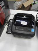 *Zebra GK420D Label Printer