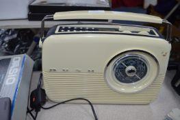 Bosch Retro Style Radio