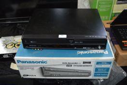 Boxed Panasonic DVD Recorder
