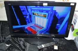 "Panasonic Viera 26"" TV with Remote (Working)"
