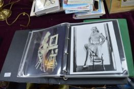 Four Albums of Betty Grable Photographs, Clippings