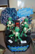 Green Machine Frog Band