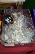 Vintage Pub Drinking Glasses, Water Jugs, etc.