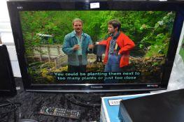 "Panasonic Viera 32"" TV with Remote (Working)"
