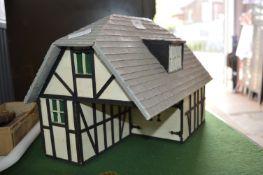 Model Water Mill