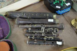 Vintage Oboe Parts