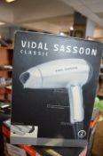 Vidal Sassoon Hair Dryer