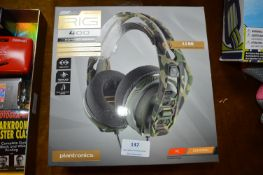 *Plantronic Rig 400 Gaming Headset (Camo)