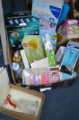 New Items Including Penguin Steam Cleaner, Toiletr