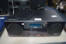 JVC CD/Radio