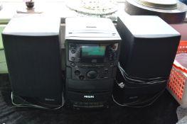 Phillips Micro Audio System