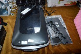 Epson Perfection V500 Photo Scanner plus Accessori