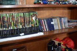 DVD, CDs, etc.