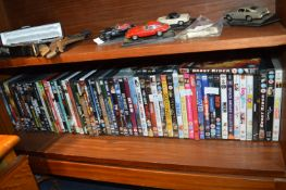 ~60 DVDs