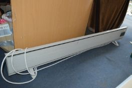 Long Length Skirting Heater