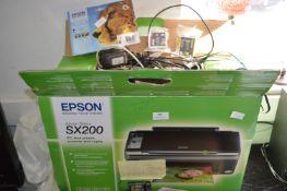 Epson SX200 Photo Printer