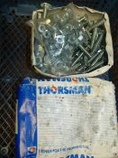 *Two Boxes of Thorsman 10x75 Carriage Bolts