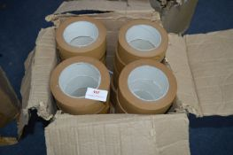 24 Rolls of 50mm Gummed Framer's Tape