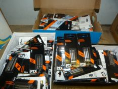Large Quantity of Screwdriver Bit Sets and Glass &