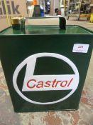 *Reproduction Castrol Petrol Can