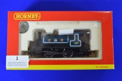 8160 - A Gentleman's Collection of Hornby and Other Model Railway