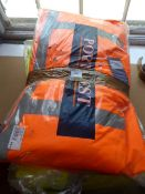 *5 Hi-Vis Jackets (Various Sizes and Colours)