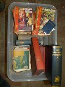 Large Quantity of 1950s/60s Sexton Blake Novels and Assorted Hardbacks