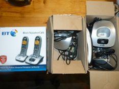 Five BT Phones