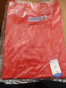 *33 Size: S Red Aprons