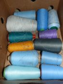 *Box of Assorted Threads
