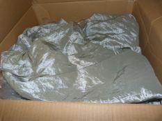 ~80 Ice Crushed Taffeta Chair Covers