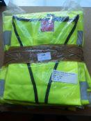 *5 Hi-Vis Vest (Various Sizes)