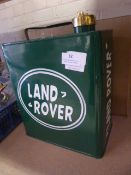 *Reproduction Land Rover Petrol Can