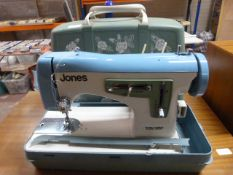 Jones Zigzag Sewing Machine