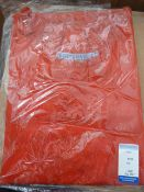 *32 Size: L Red Aprons