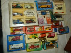 Assorted Collectors Cars and Vehicles (Box Not Inc