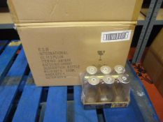 *Six Packs of 6 250ml Bottles with Straws