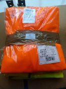 *5 Hi-Vis Vests (Various Sizes and Colours)
