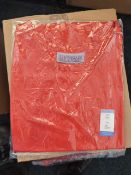 *50 Size Small Red Apron