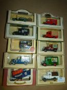 Assorted Model Vehicles