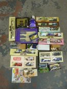 Job Lot of Collectable Model Vehicles