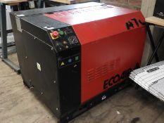 *Ecoair Type A10 Screw Compressor in Cabinet (Y.o.